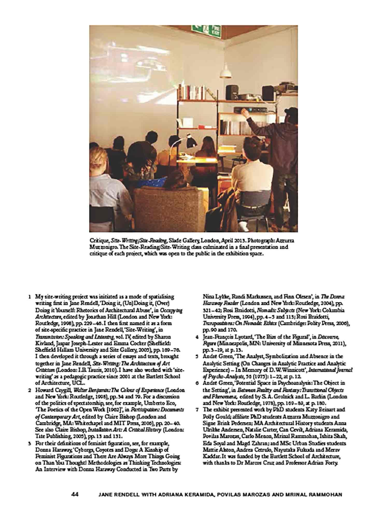 Site-Writing/Site Reading, Engaged Urbanism (44)
