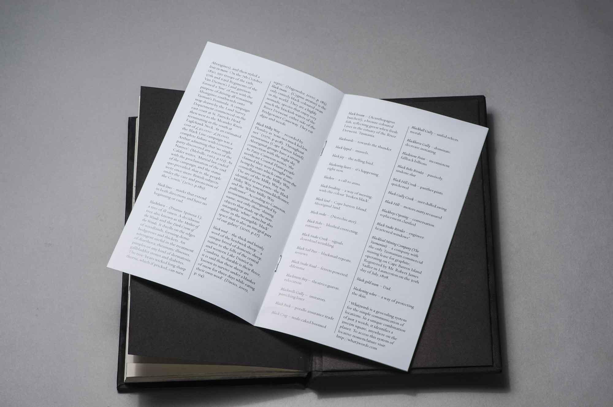 FOTD book, 3